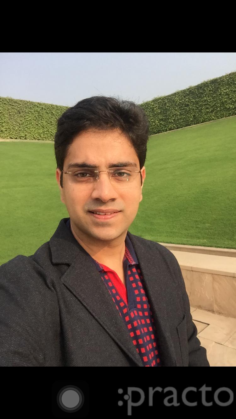 Dr. Karandeep Singh Kochar - Ear-Nose-Throat (ENT) Specialist