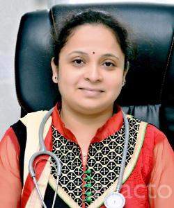 Dr. Kaushika Anant Patel - Gynecologist/Obstetrician