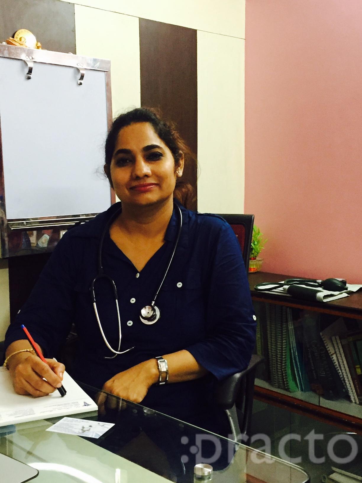Dr. Kavita Mandal - Gynecologist/Obstetrician