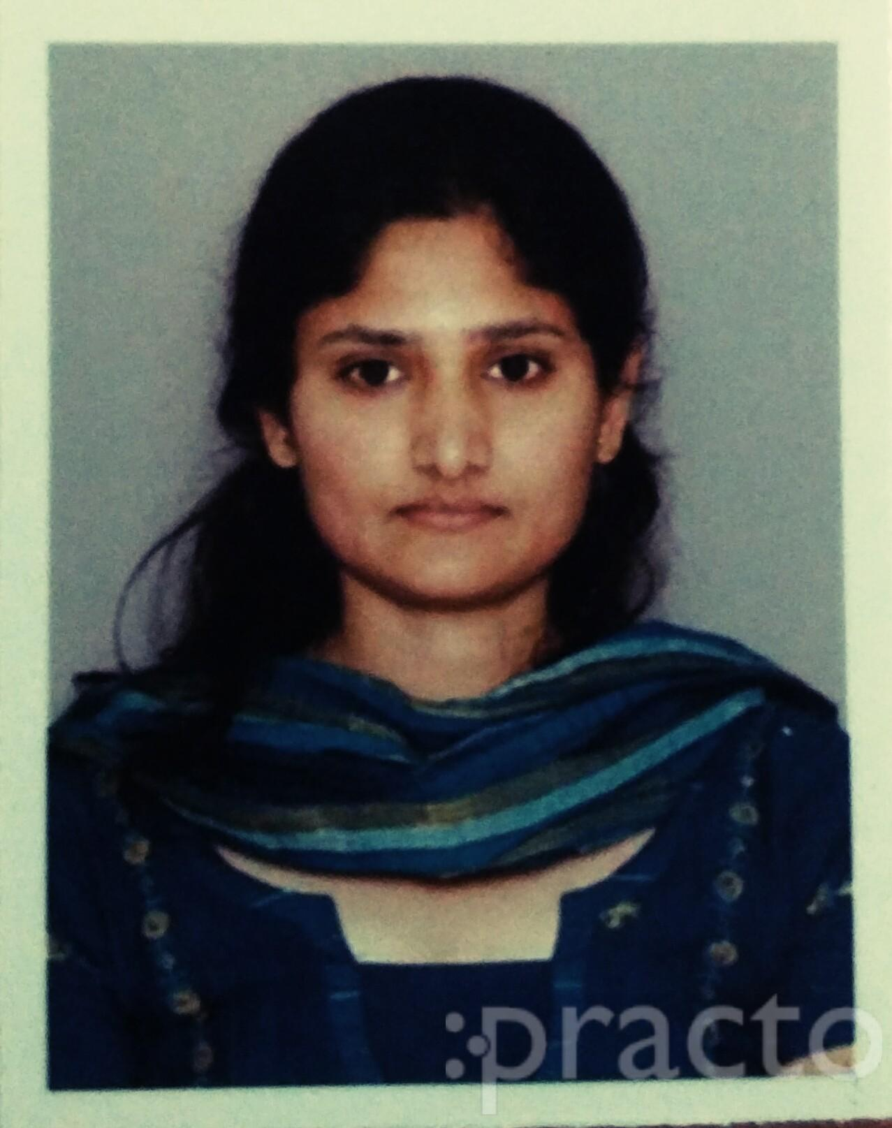 Dr. Kavyashree - Gynecologist/Obstetrician