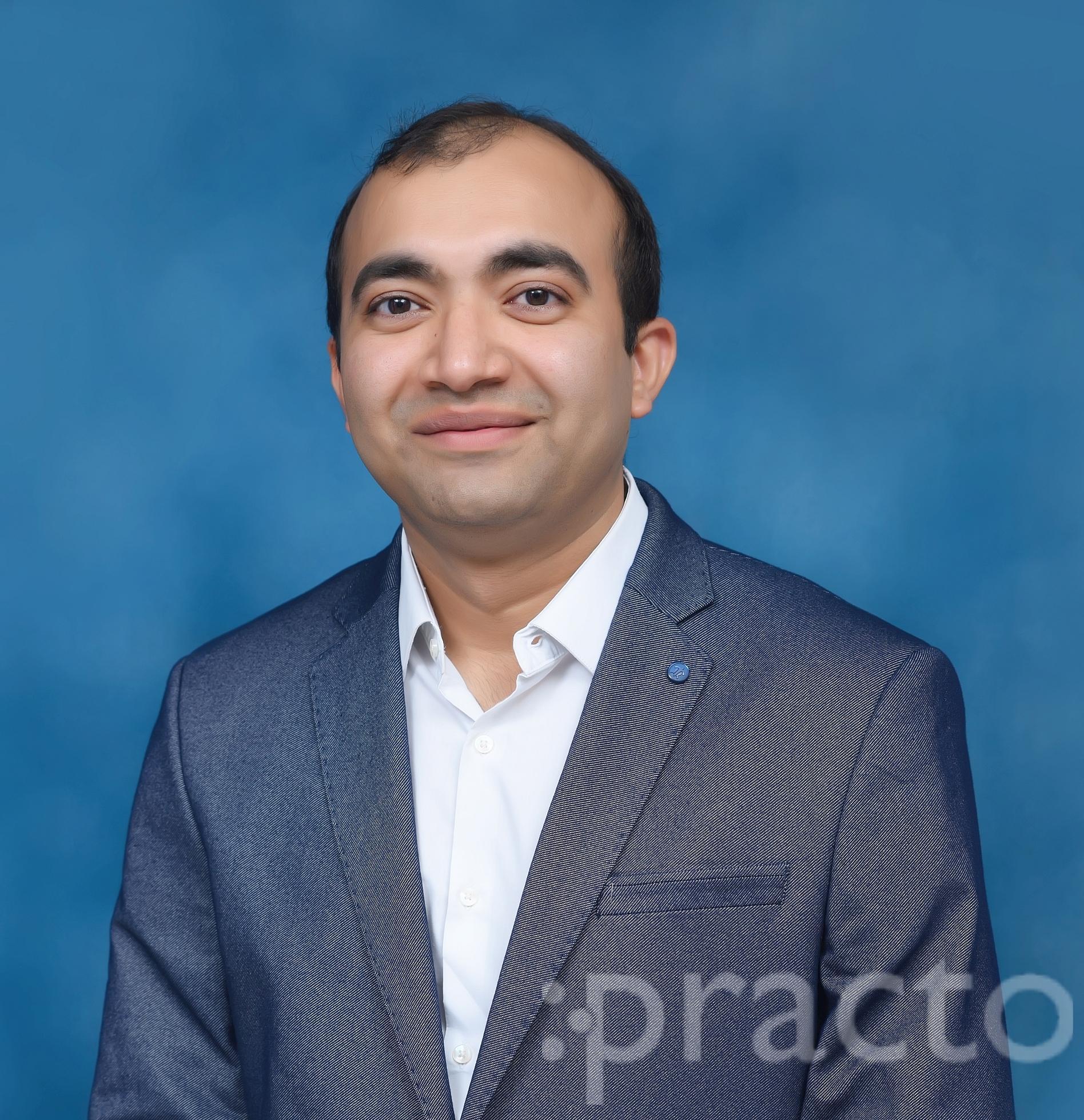 Dr. Keyur Panchal - Psychiatrist