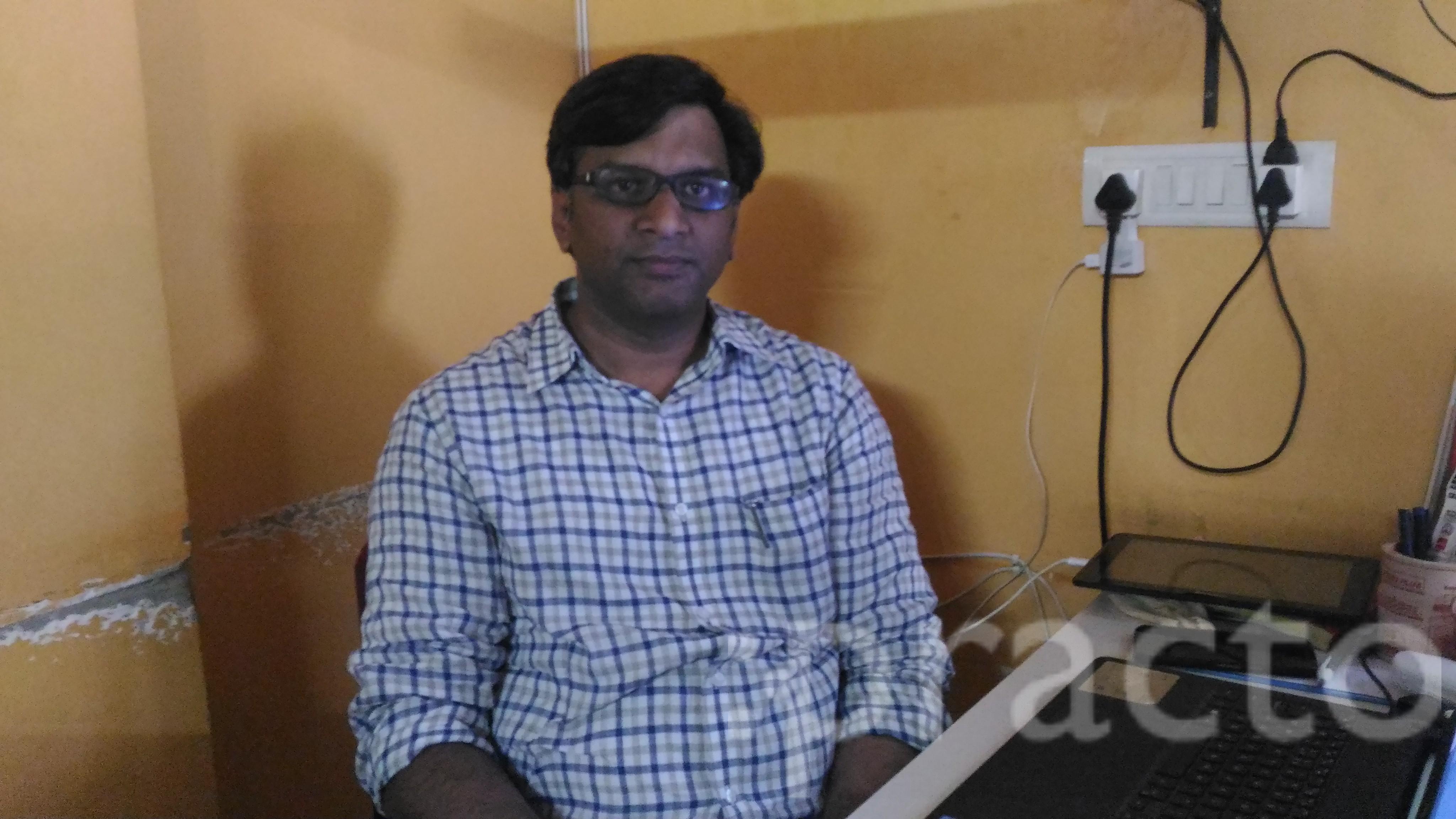 Dr. Kiran Kumar M - Dentist