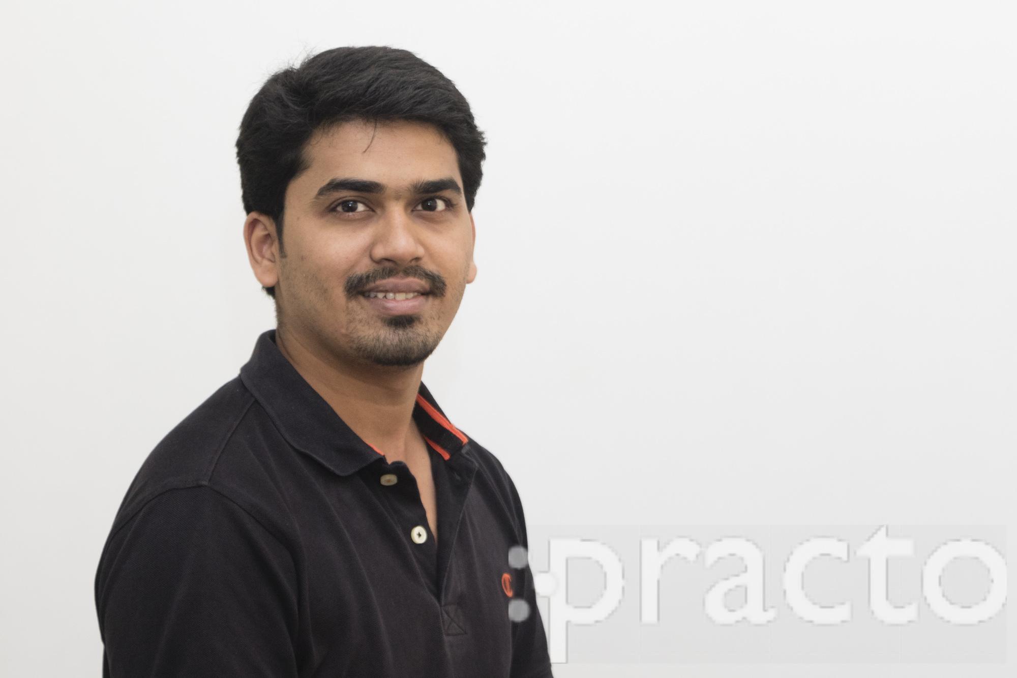 Dr. Kiran Nare (PT) - Physiotherapist