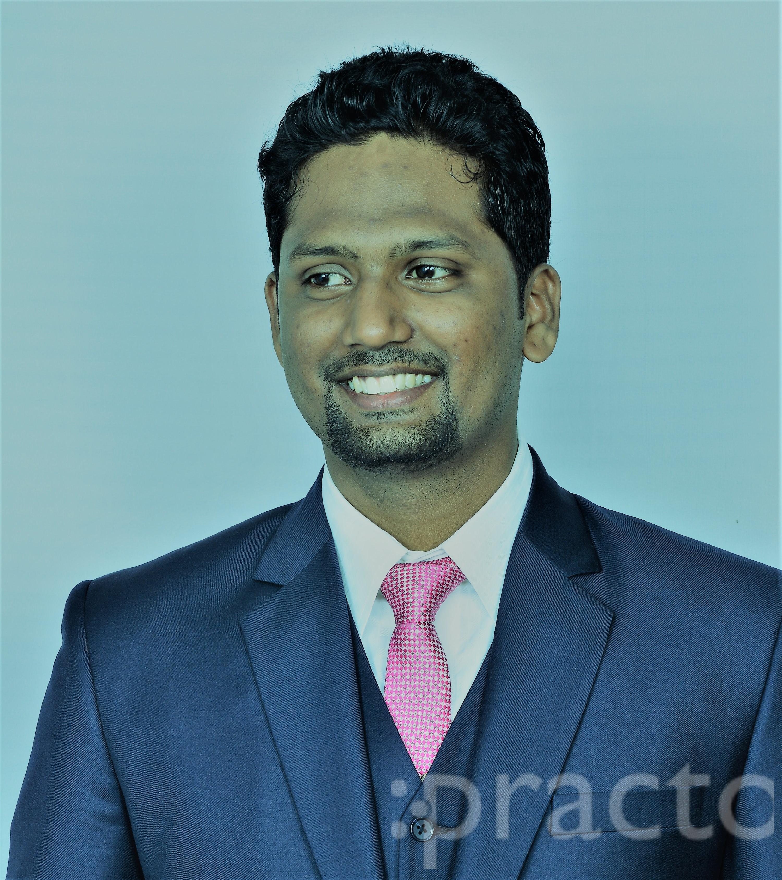 Dr. Kiran Raj N - Dentist