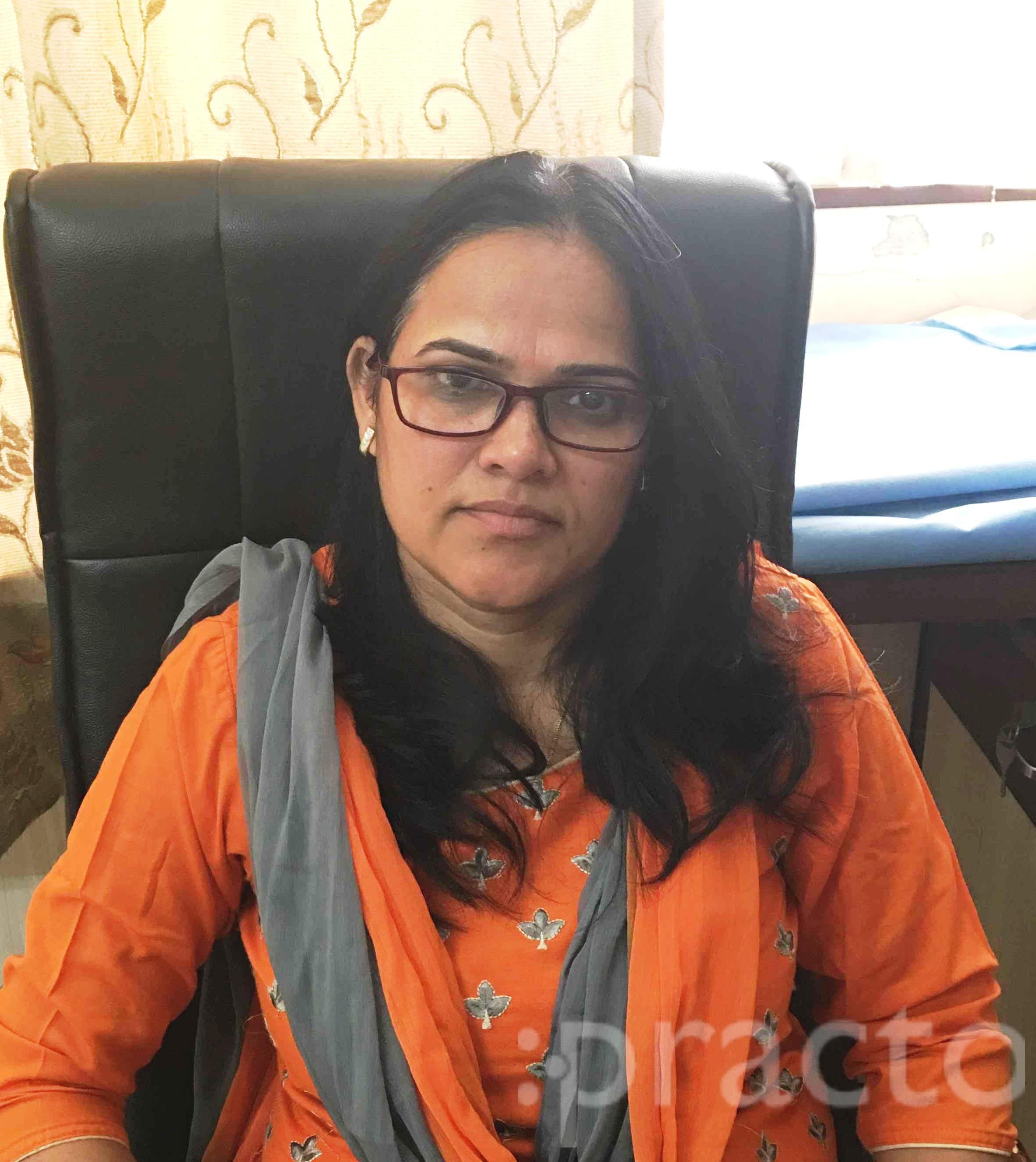 Dr. Kiran Sharma - General Physician