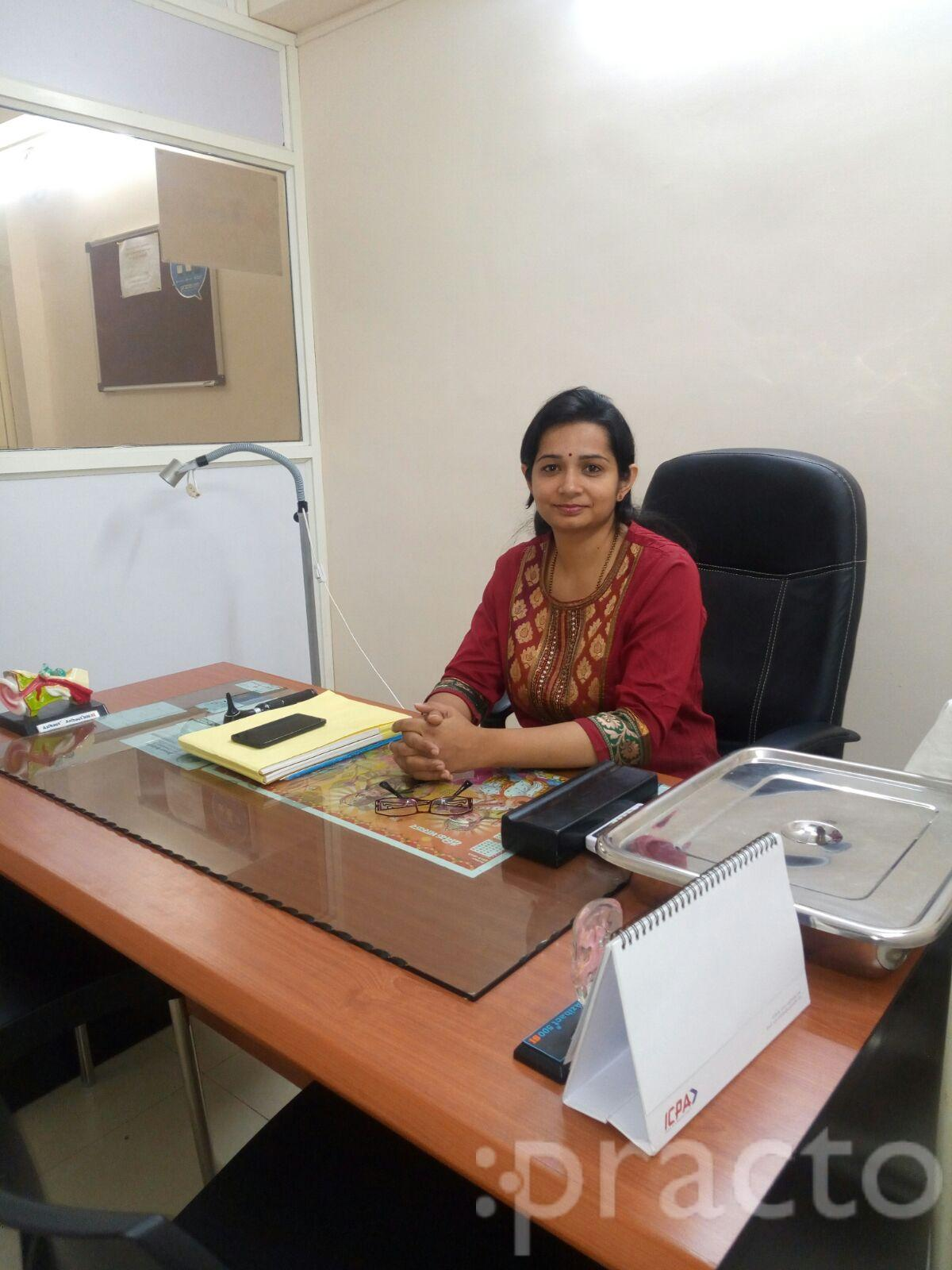 Dr. Kirti Y.K - Ear-Nose-Throat (ENT) Specialist