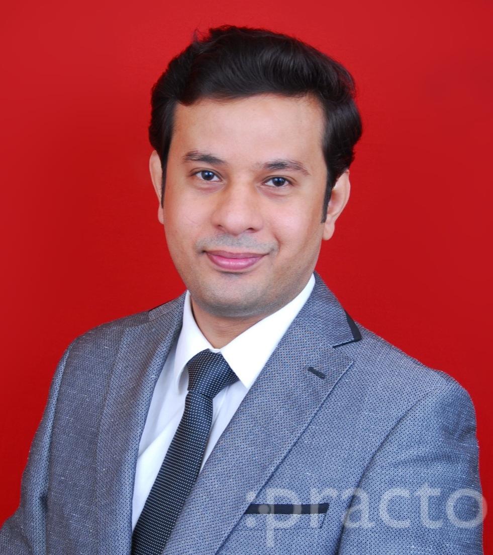 Dr. Kishor V. Jadhavar - Psychiatrist