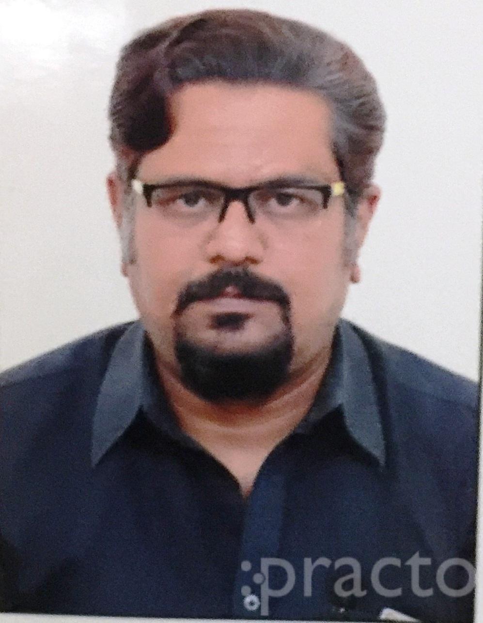 Dr. Kishore Sahsani - Ophthalmologist