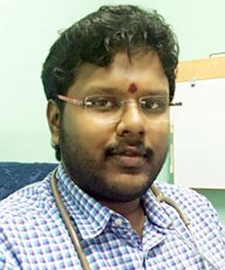 Dr. Koushik Muthu Raja - Pulmonologist
