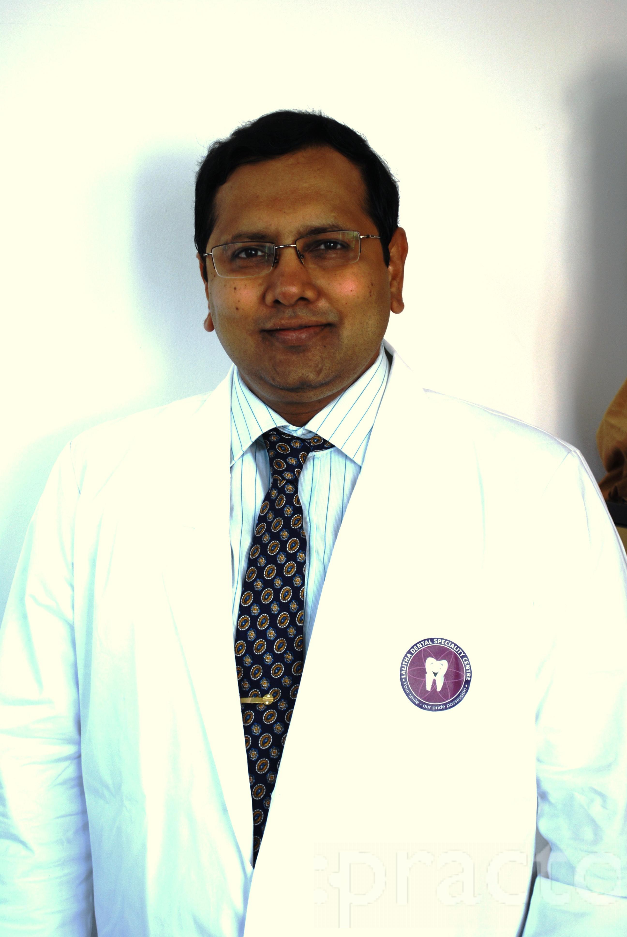 Dr. KR Nagaraj - Dentist