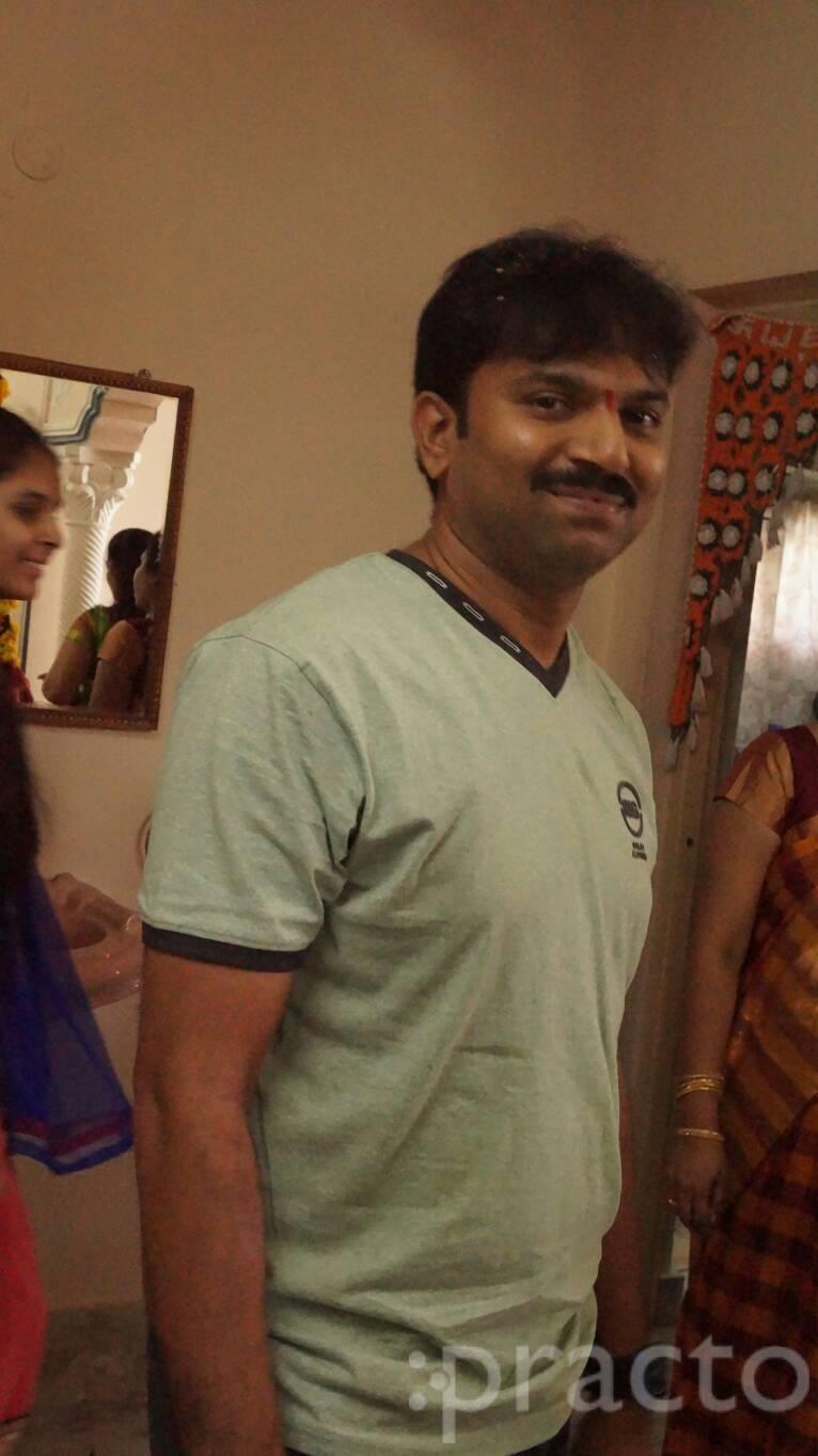 Dr. Krishi Kumar Vadla - Physiotherapist