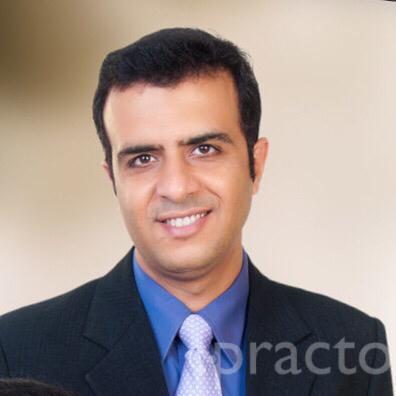 Dr. Krishna Bhojwani - Ophthalmologist