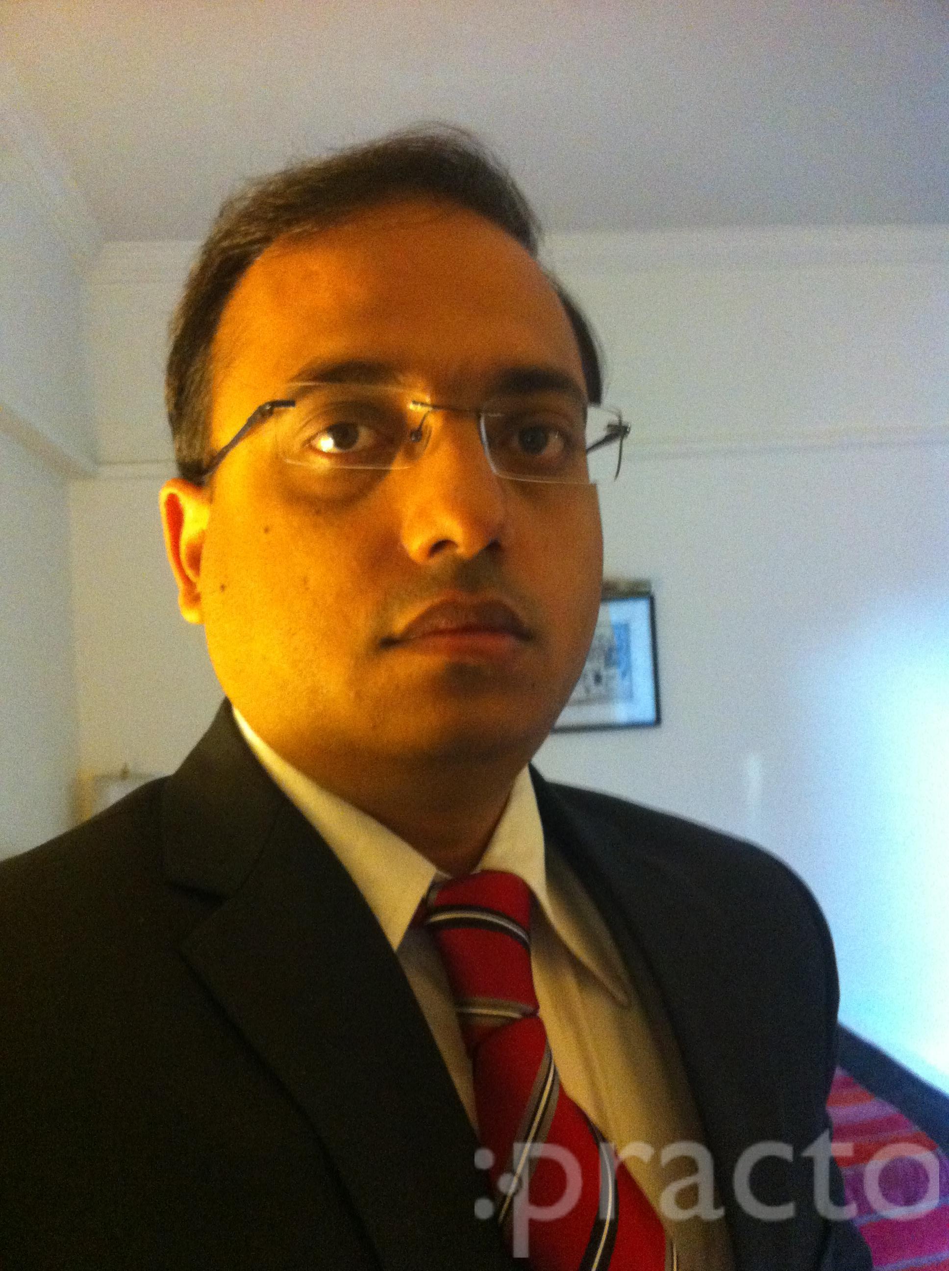 Dr. Krishna Kumar Keshri - Orthopedist