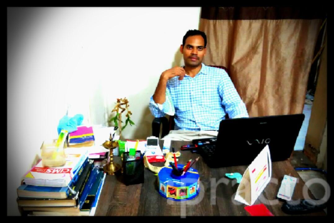 Dr. Mohana Krishana Patchava - Dentist