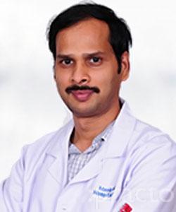 Dr. Krishna Reddy - Oncologist