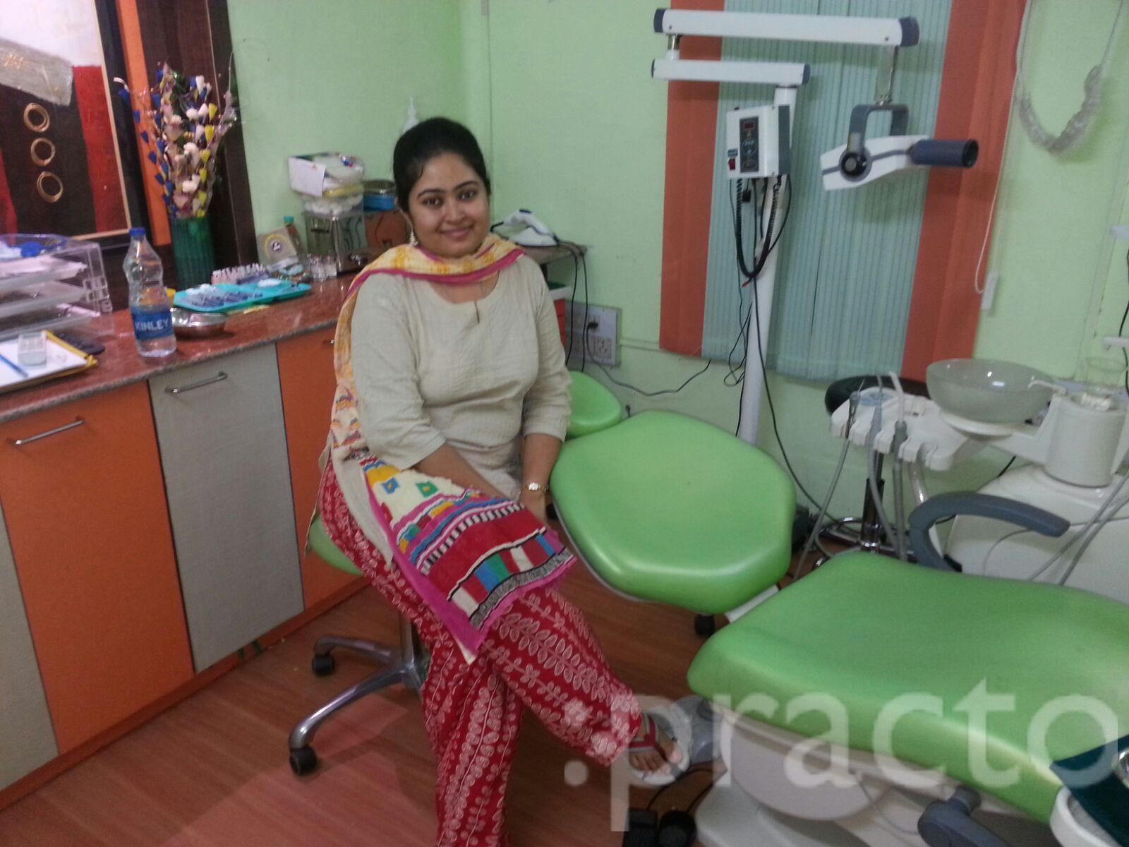Dr. Krishnakali Chatterjee - Dentist