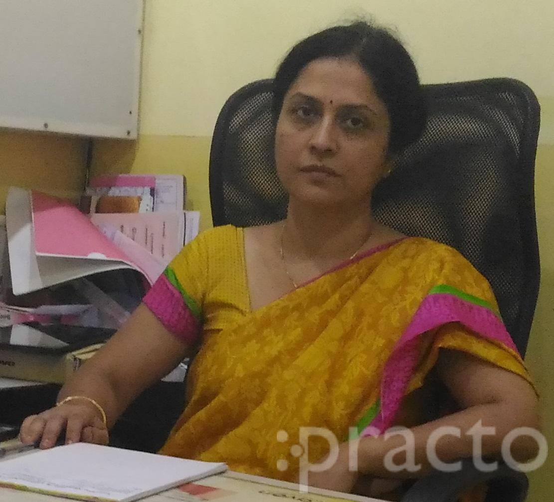 Dr. Krupa Patalay - Gynecologist/Obstetrician