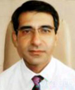 Dr. Kshitij Bhatnagar - Ear-Nose-Throat (ENT) Specialist