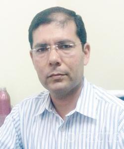Dr. Kshitij Mathur - Dentist