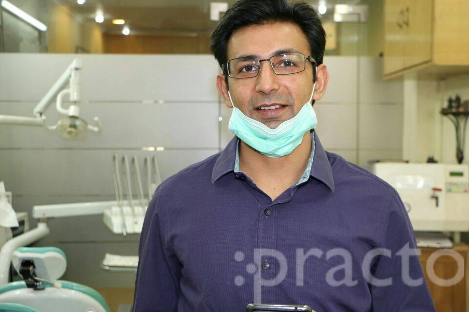 Dr. Kuldeep Singh - Dentist