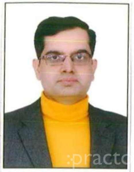 Dr. Kumar Saurabh - Orthopedist