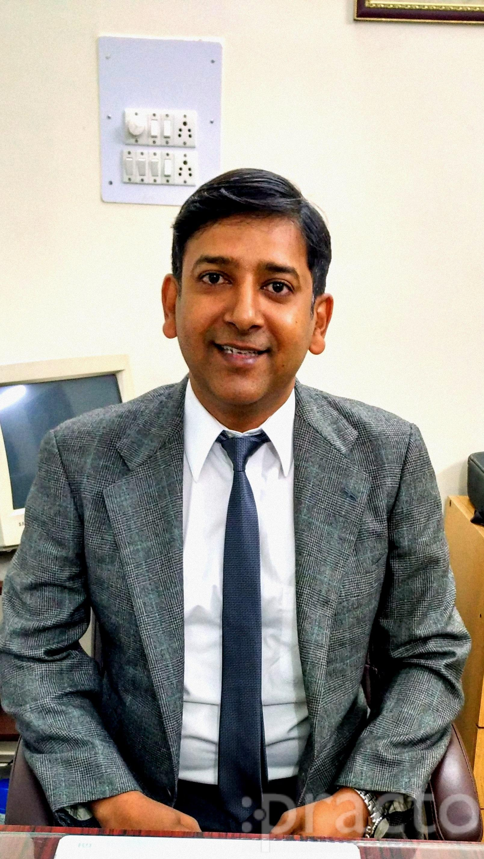 Dr. Kunal Kundan - Diabetologist