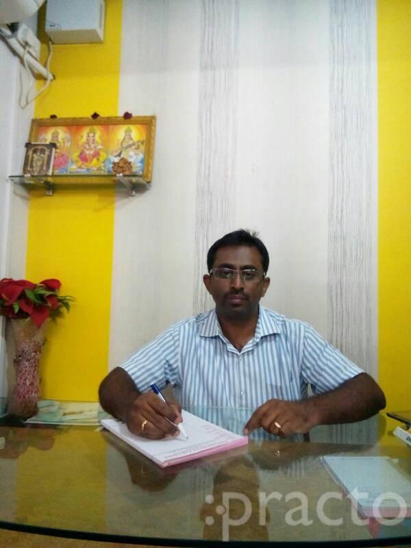 Dr. Lakshmikanth K - Dentist