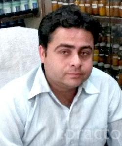 Dr. Lalit Kumar Gangele - Homoeopath
