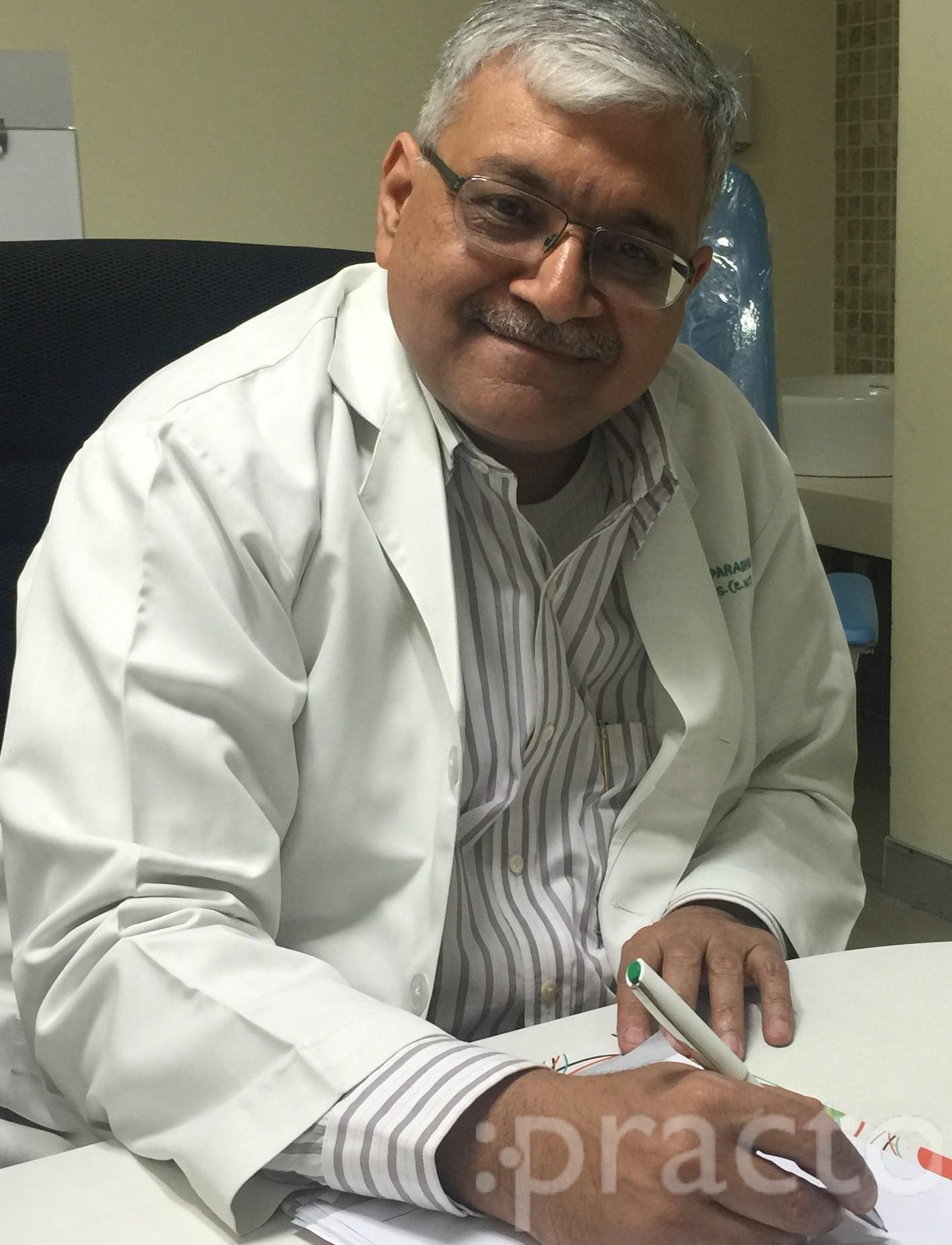 Dr. Lalit Mohan Parashar - Ear-Nose-Throat (ENT) Specialist