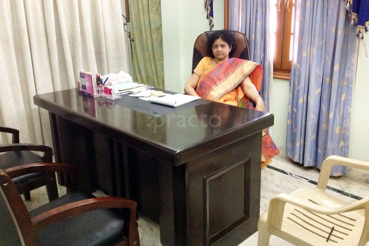 Dr  Lalitha K - Gynecologist - Book Appointment Online, View Fees