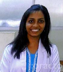 Dr. Larita Pais(P.T.) - Physiotherapist
