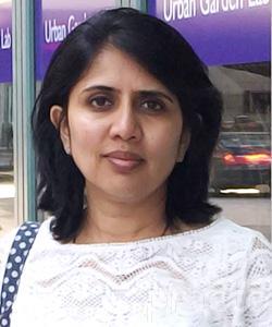 Dr. Leena Raveendra - Dermatologist