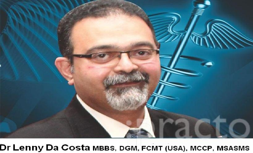 Dr. Lenny Da Costa (Geriatric Medicine) - Geriatrician