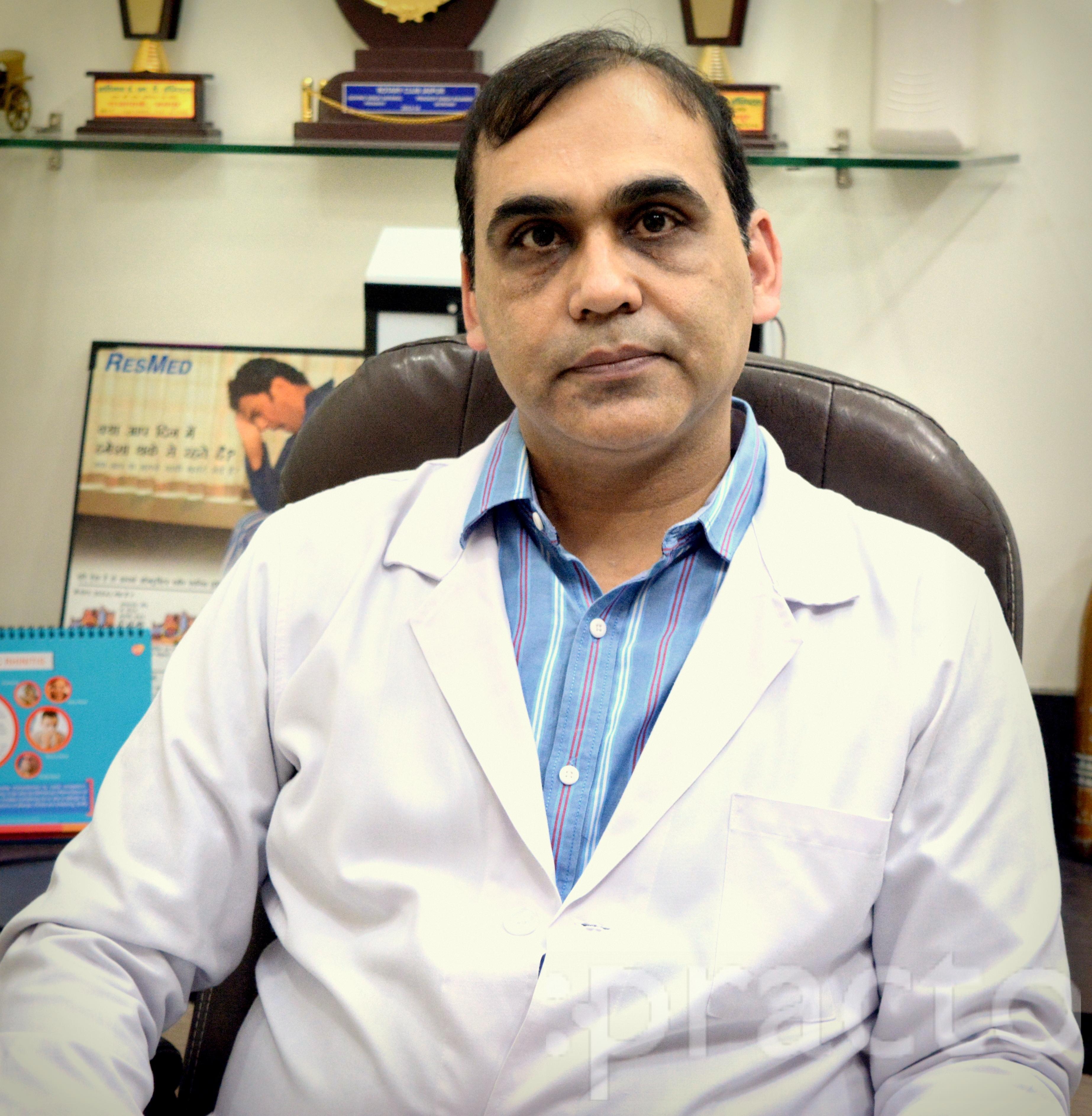 Dr. Lovelish jain - Ear-Nose-Throat (ENT) Specialist