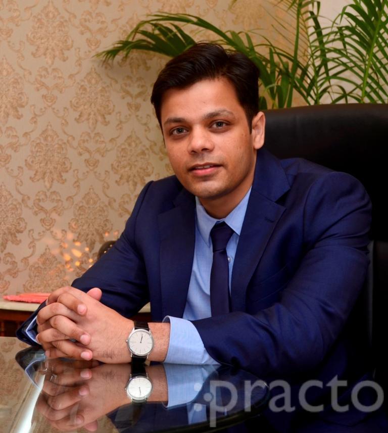 Dr. Siddharth Garekar - Dermatologist