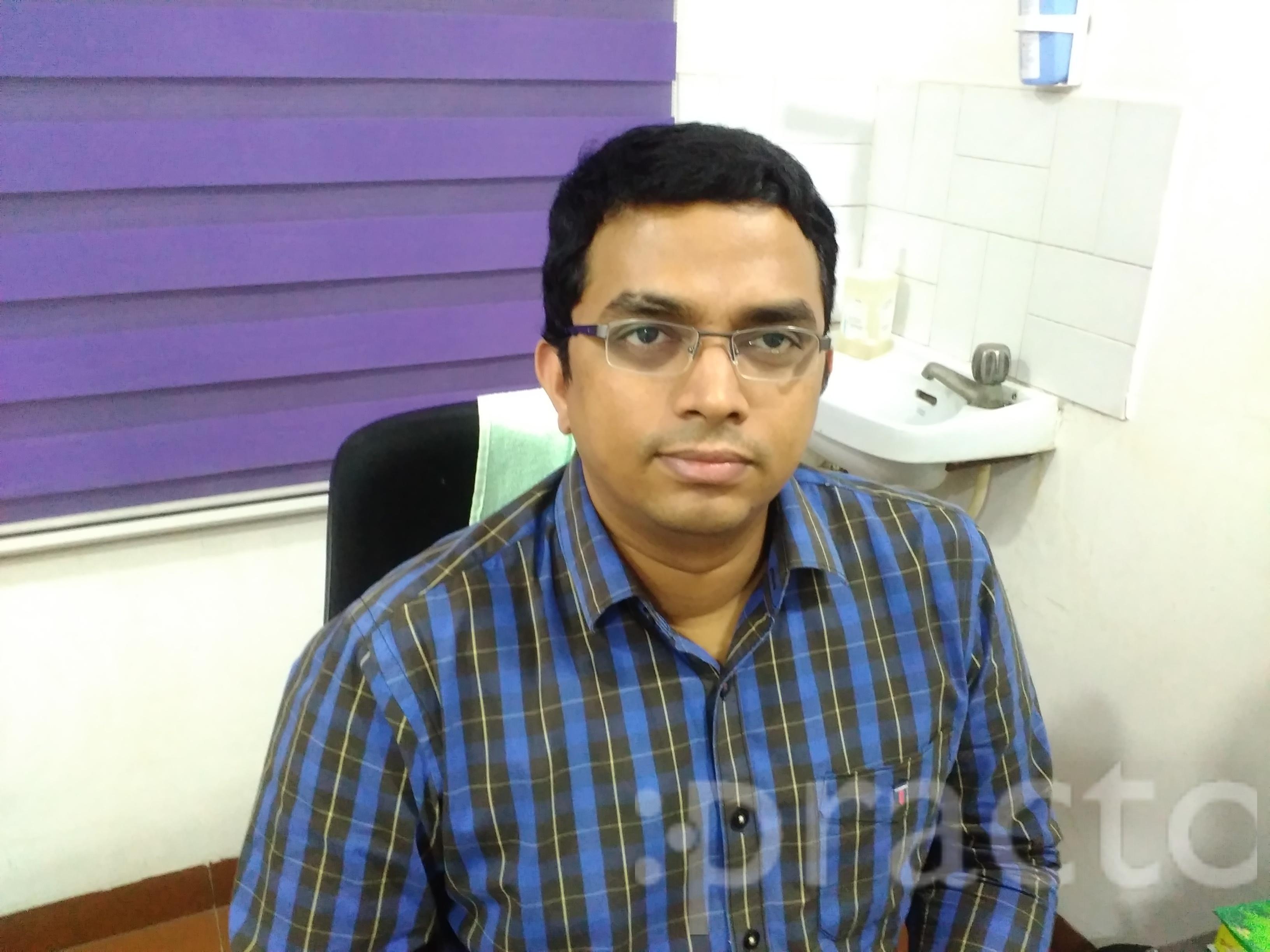 Dr. M Ranganath Reddy - Orthopedist