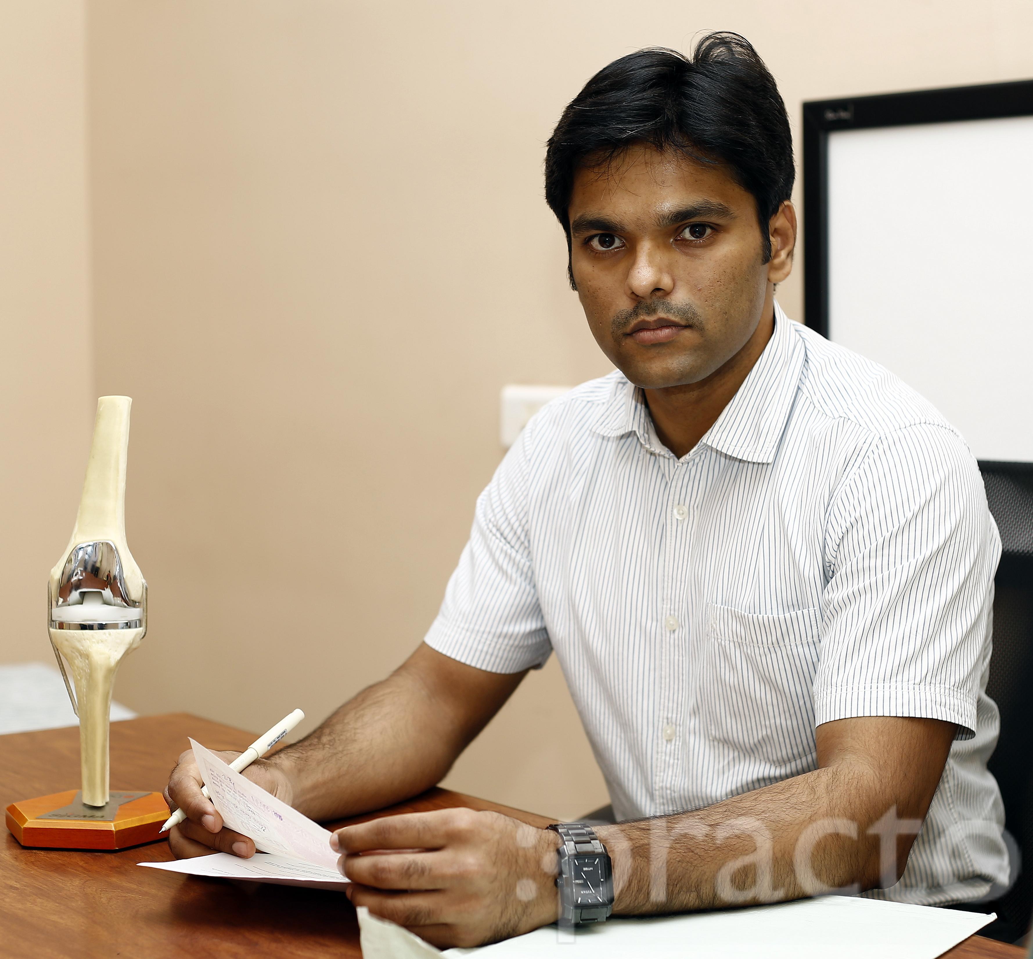 Dr. M. Shyam Sundar - Orthopedist