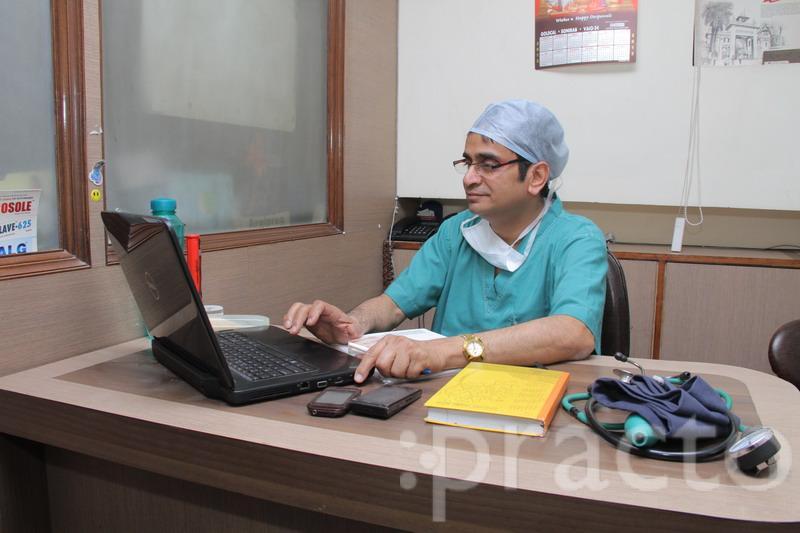Dr. M. Sridhar - Urologist