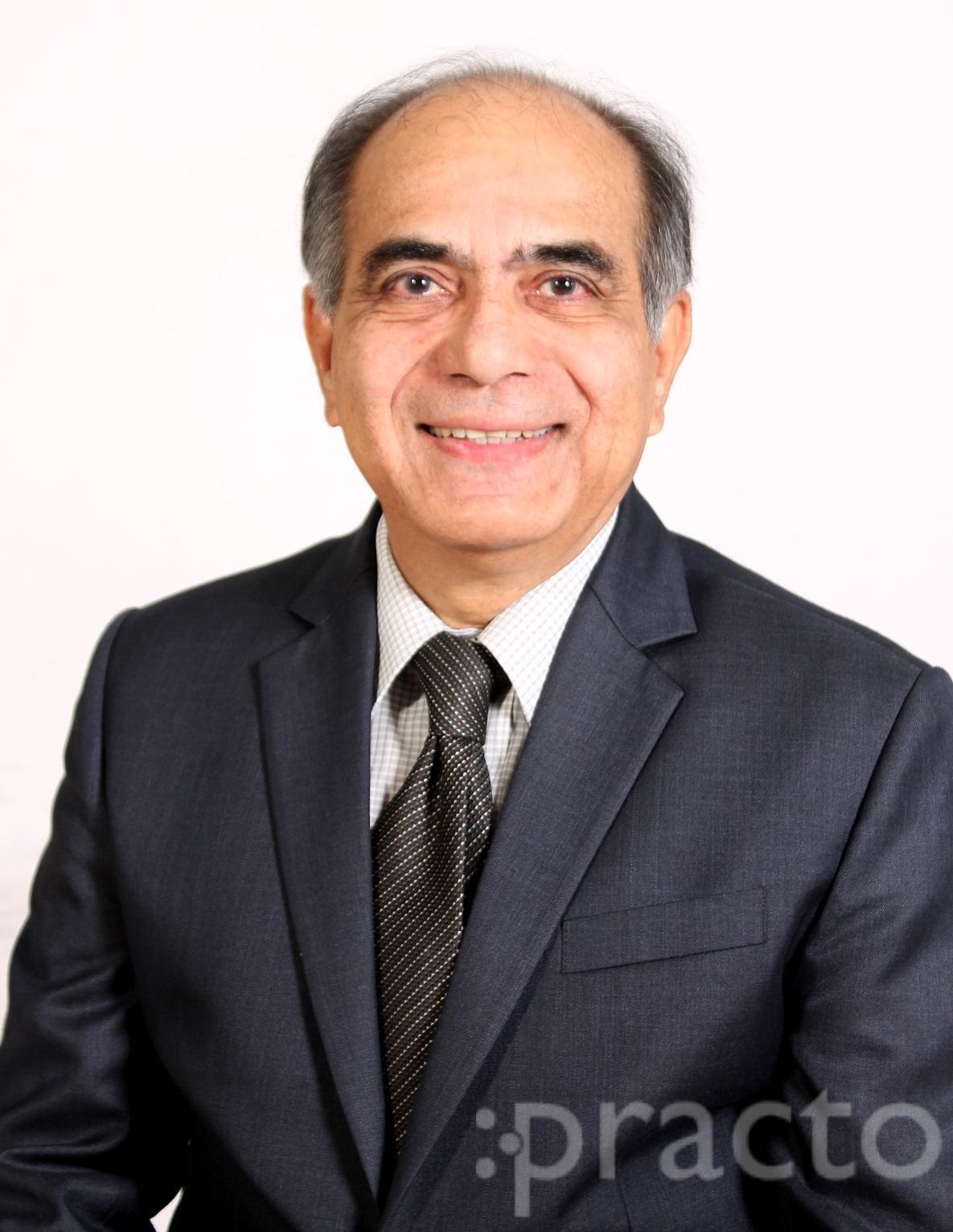 Dr. Madan Kapre - Ear-Nose-Throat (ENT) Specialist