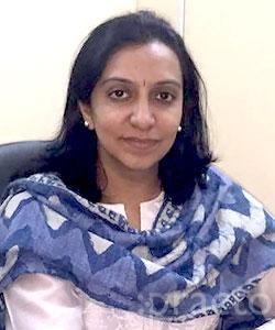 Dr. Madhuri Vaidyeswar - Homoeopath