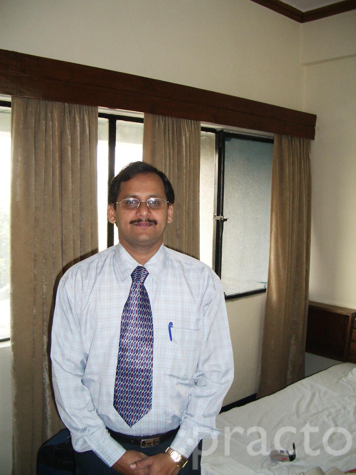 Dr. Madhusudan G - Plastic Surgeon