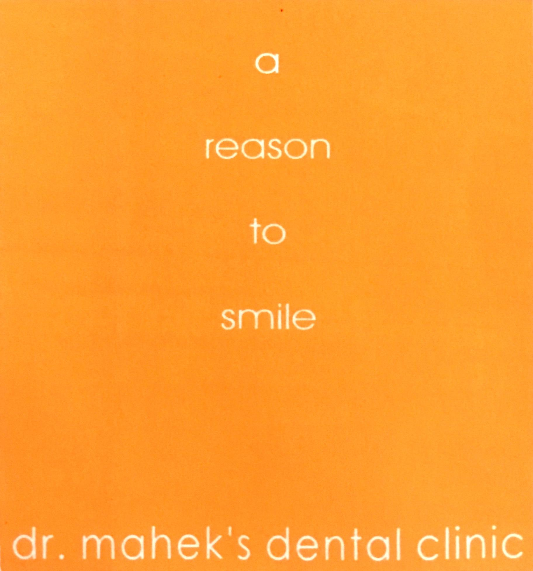 Dr. Mahek's Dental Clinic