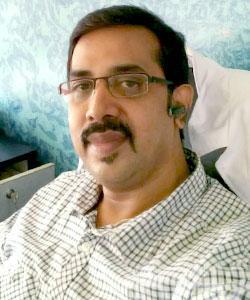Dr. Mahendra K P - Dentist