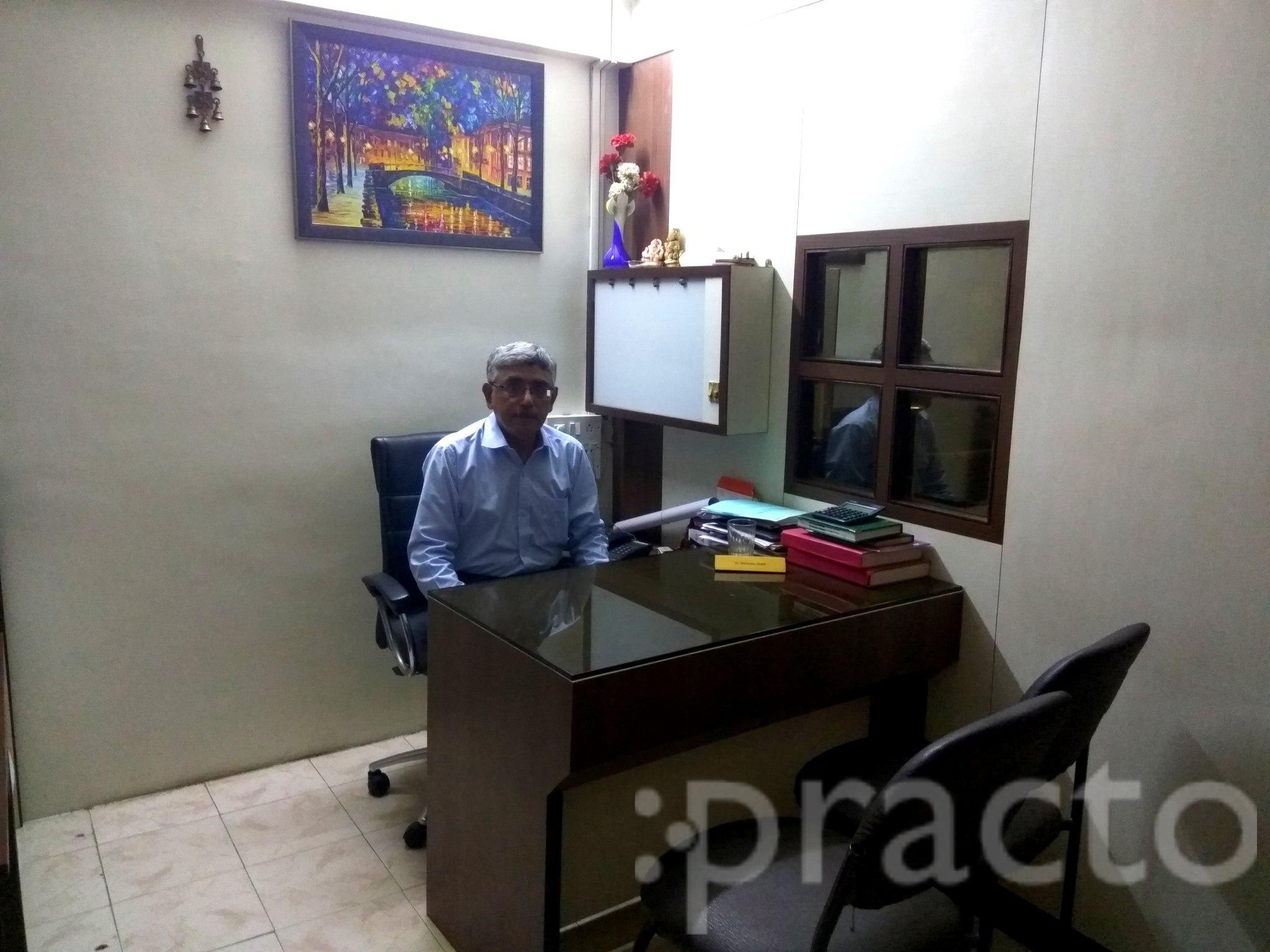 Dr. Mahendra R. Gulati - Radiologist