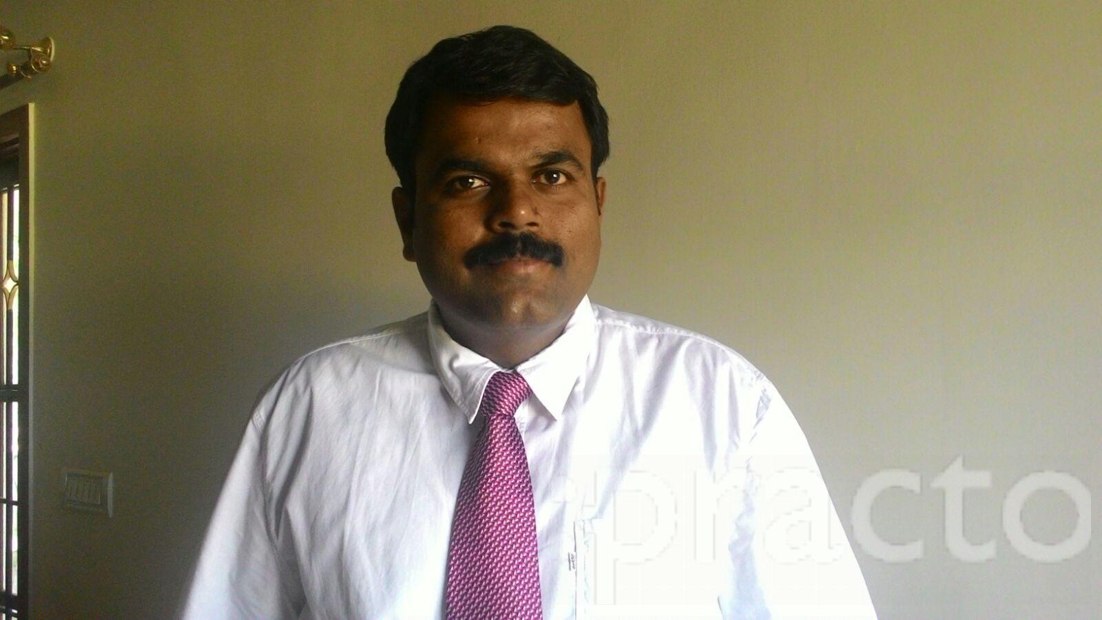 Dr. Mahendra S - Dentist