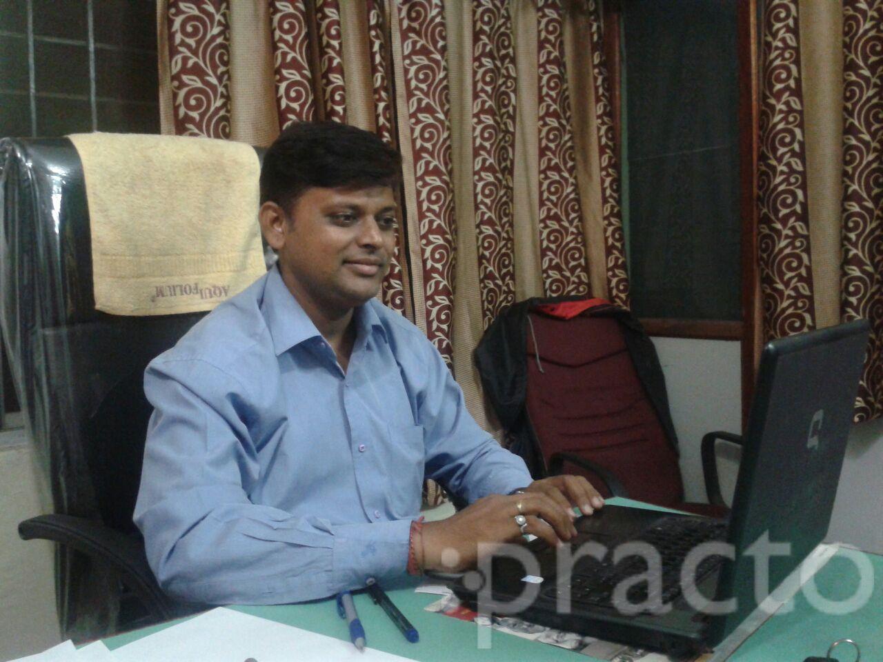 Dr. Mahesh Jadhav - Homeopath