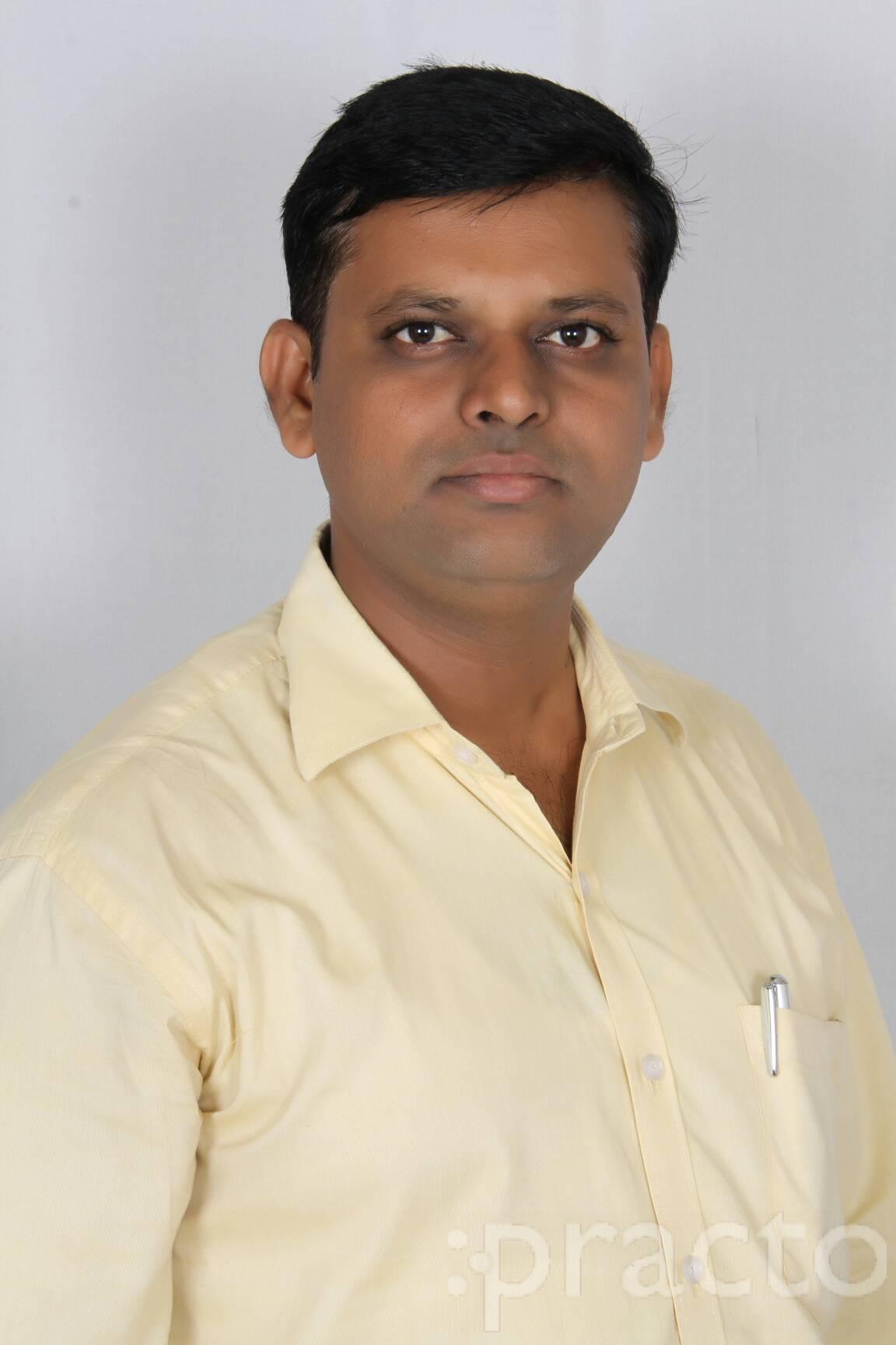 Dr. Mahesh Jadhav - Homoeopath