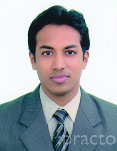 Dr. Mahesh Menon - Dentist