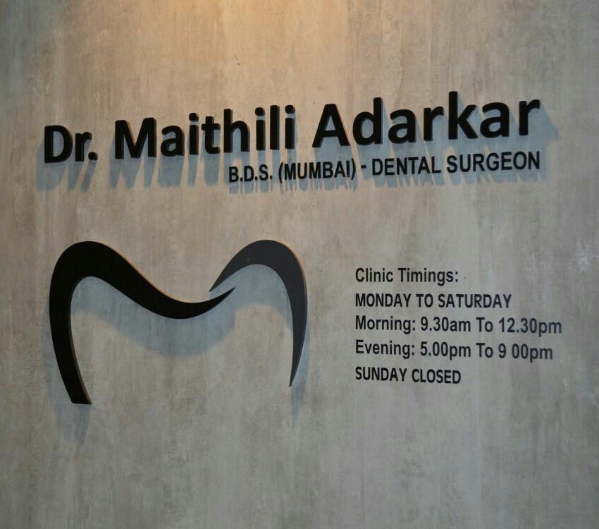 Dr. Maithili Adarkar's Dental Clinic