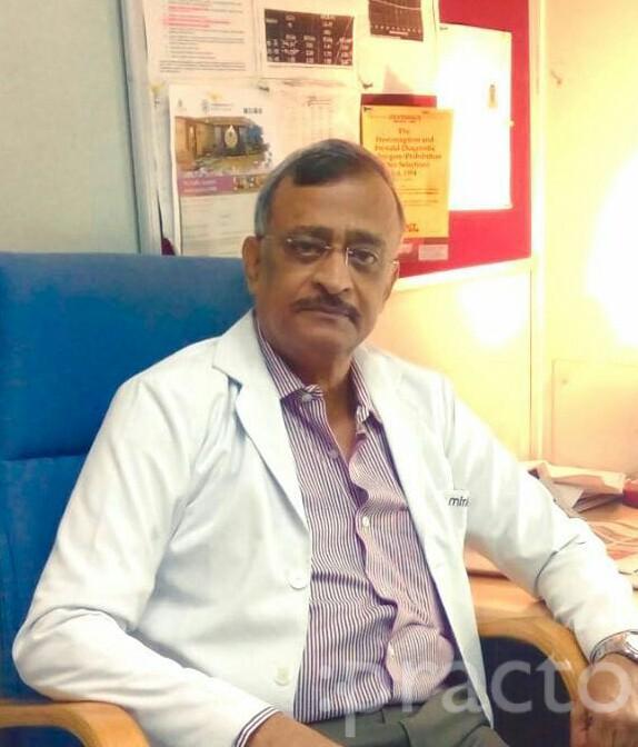 Dr. (Maj. Gen.) Anil Kumar Singh Bairaria - Radiologist